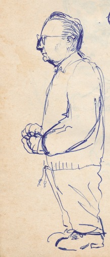 98 pestalozzi sketches - mr gale