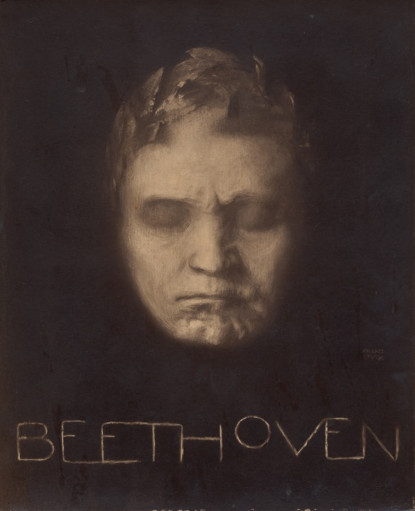 Beethoven by Franz Stvk