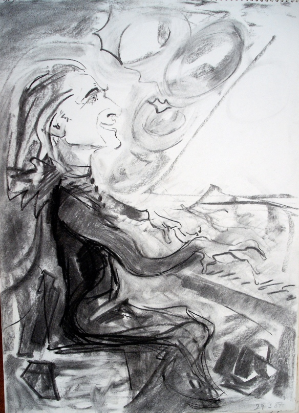 Franz Liszt and daemons