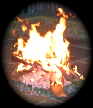 new year fire