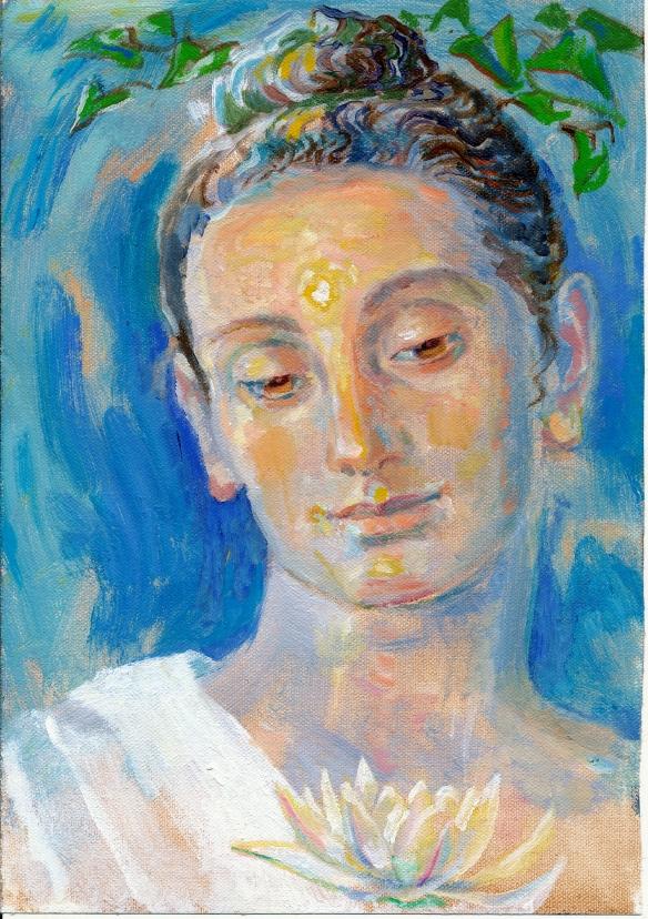 Buddha, 2008