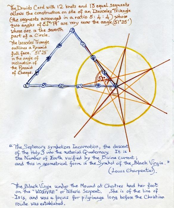 Seven Branch Star