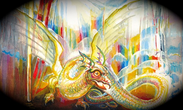 Dragon of Hermes Trismegistus