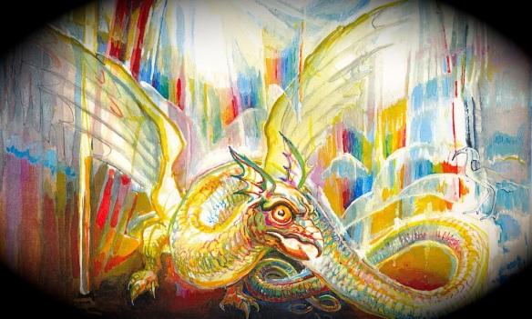 Dragon of Hermes Trismegistus