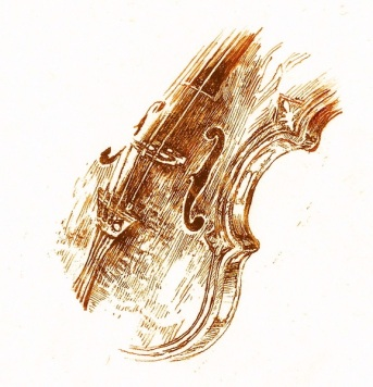 Violin for cover - Version 2 copy