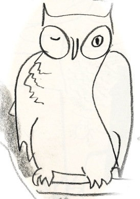 athene's owl
