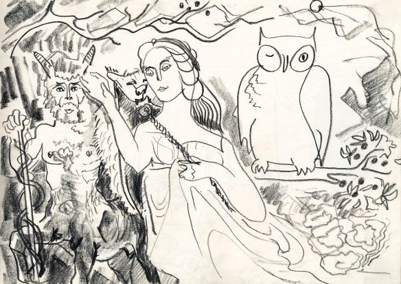 3-centaur-athene-owl-87