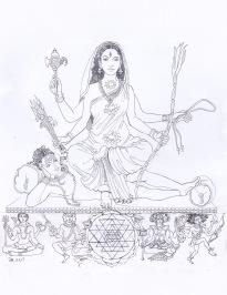 13 tripura sundari 2, chinnaiyam shakti rising