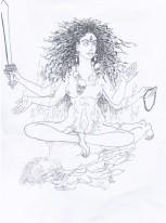 19 mahavidya bhairavi 2, chinnaiyam shakti rising