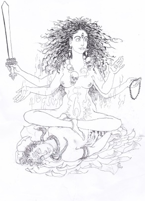 20 mahavidya bhairavi 3, chinnaiyam shakti rising