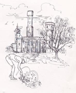 33 castle gardener